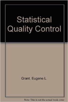 Statistical quality control eugene l grant richard s leavenworth statistical quality control import fandeluxe Choice Image